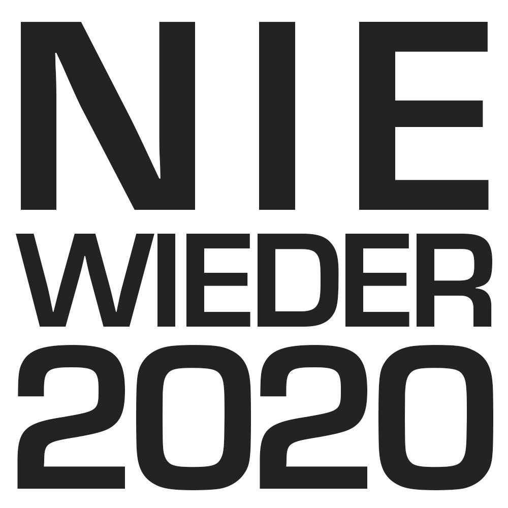 Nie wieder 2020